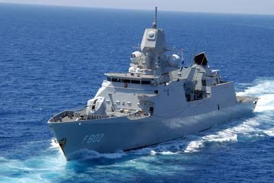 The Dutch Navy Ship HNLMS De Zeven Provinciën (Photo by Specialist Seaman Apprentice Shonna Cunningham)