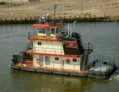 The General Irwin (Photo: Horizon Shipbuilding Inc.).