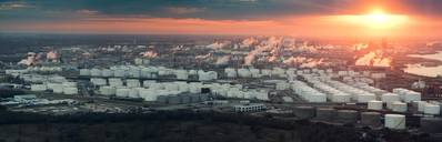 The Houston industrial refining complex (File Image: CREDIT AdobeStock / © Irina K)