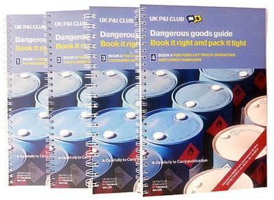The IMDG Guidebooks: Image credit UK P&I Club