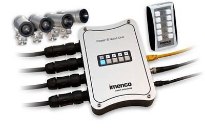 The Imenco Quad Video CCTV system (Photo: Imenco).