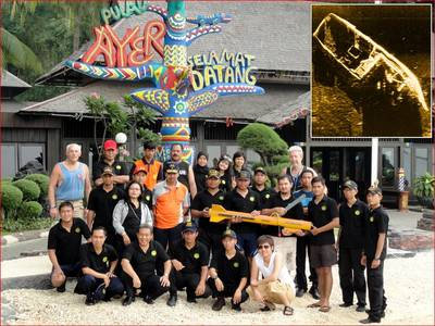 ... the Lifeguard team travelled half way around the world to provide training in Indonesia.