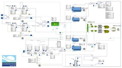 The LNGreen concept uses existing technology to improve energy efficiency and performance. (Image: DNV GL)