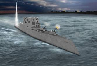 The Navy canceled DDG-1000 program .