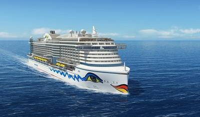The new generation AIDA cruise ship