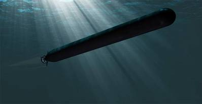 The new site will be used to assemble hull structures for Boeing's Orca Extra Large Unmanned Undersea Vehicle (XLUUV) program for the U.S. Navy. (Image: Boeing)