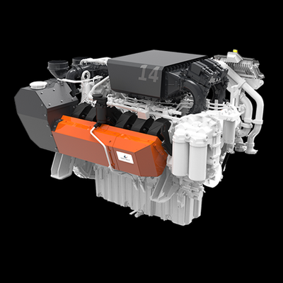 The new Wärtsilä 14 (Photo: Wärtsilä)