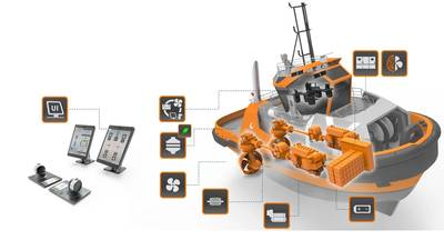 The new Wärtsilä Hybrid Center will provide customers with the opportunity to learn more about the Wärtsilä HY hybrid power module. (Image: Wärtsilä)