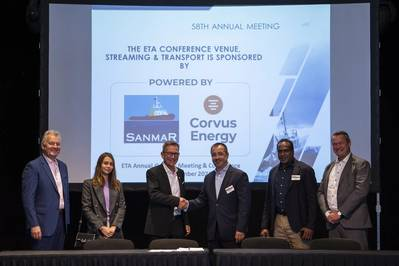 The partnership agreement was signed during European Tug Owners Association Meeting held in Turku. (Photo: Sanmar)