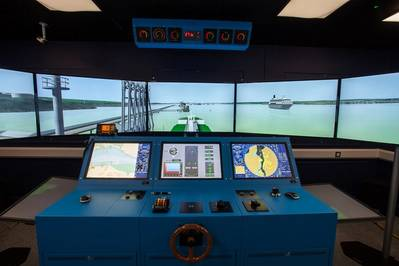 The Port of Milford Haven's Marine Navigation Suite (Photo: MARIN)