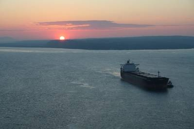 The St. Lawrence Seaway (Photo courtesy of the APAA)