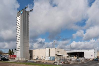 The Svanehøj test tower is an unrivaled tool to validate how the deepwell pumps operate in the most extreme conditions. (Photo: Svanehøj Group A/S)