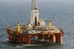 The Transocean Leader drilling rig. (Photo courtesy Statoil.com)