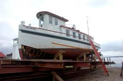 the tug Delaware
