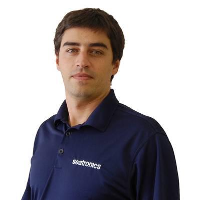 Thiago Montanari: Photo credit Seatronics do Brazil