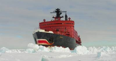Arctic-class icebreaker Yamal (Photo courtesy of GAC)