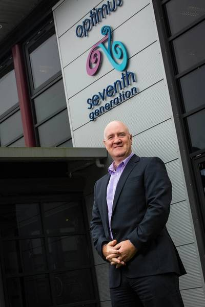 Optimus Seventh Generation Chief Executive Derek Smith