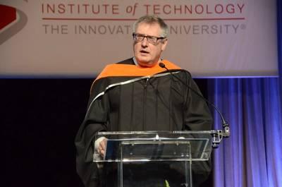 Christopher Wiernicki (Photo: Stevens Institute of Technology)