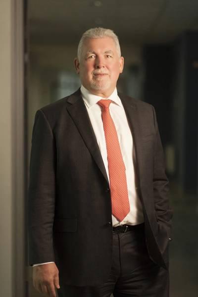 Transas CEO Frank Coles