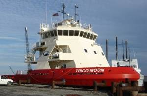 Trico Moon, DP II PSV (Photo courtesy Bristol Harbor Group, Inc.