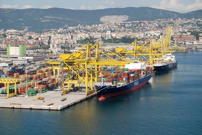 Trieste Marine Terminal (Photo: TMT)
