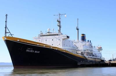 T.S. Golden Bear (Photo: Cal Maritime)