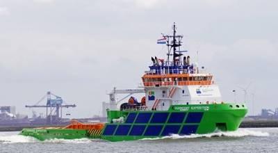 Tugboat 'Fairmount Expedition: Photo credit Fairmount