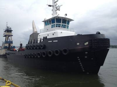 Tugboat Hawaii: Photo credit Hyak Maritime