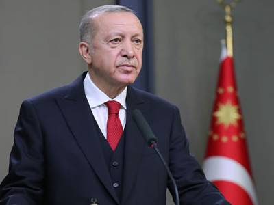 Turkish President Tayyip Erdogan (File Photo: Turkish Presidency)