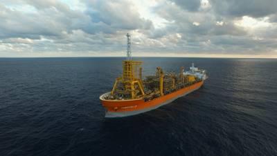 FPSO Turritella (Photo: SBM Offshore)
