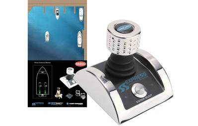 Twin Disc EJS simulator and Express Joystick (Image Twin Disc)