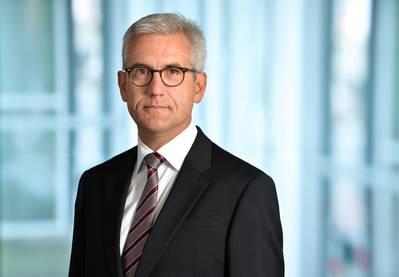 Ulrich Spiesshofer: Photo credit ABB