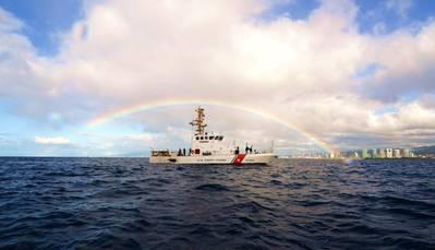 U.S. Coast Guard Cutter Kittiwake (WPB 87316) / CREDIT: USCG