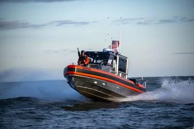 (U.S. Coast Guard photo by Class Ryan Dickinson)