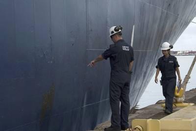 (U.S. Coast Guard photo by Sherri Eng)