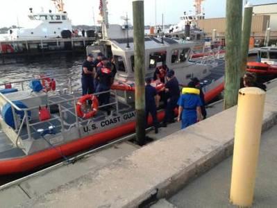 U.S. Coast Guard photo by Michael Reggio