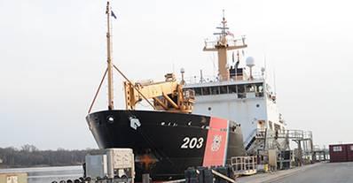 U.S. Coast Guard photo by Dottie Mitchell
