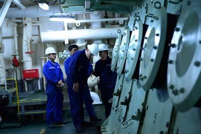 (U.S. Coast Guard photo by Valerie Walker)