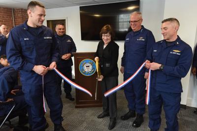 U.S. Coast Guard photo by Petty Officer 3rd Class Zachary Hupp