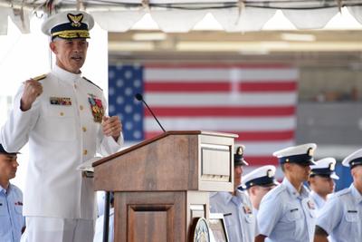 U.S. Coast Guard photo by Petty Officer 1st Class Patrick Kelley