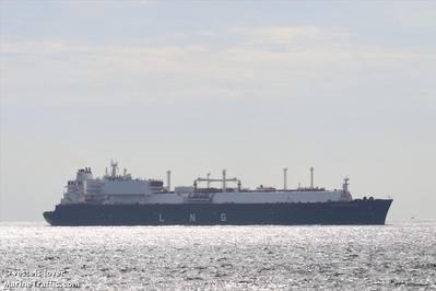 Flex Courageous - Credit: vessels lover/MarineTraffic.com