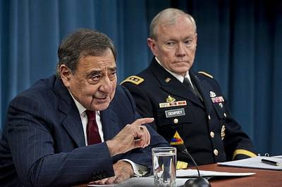 US Defense Sec. & Chairman Joint Chiefs of Staff