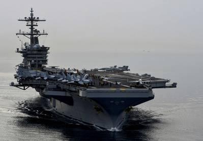 U.S. Navy photo by Anna Van Nuys