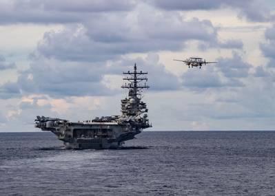 (U.S. Navy photo by Cody Beam)