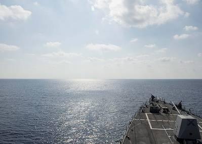 (U.S. Navy photo by Emiline L. M. Senn)