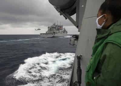 (U.S. Navy photo by Jason Isaacs)