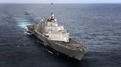 (U.S. Navy photo by Mass Communication 2nd Class Aaron Burden/Released)