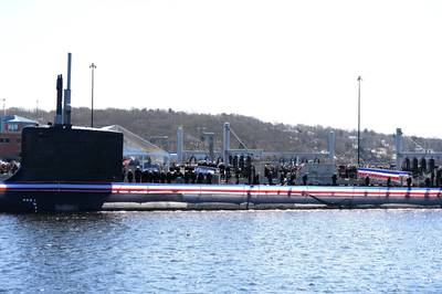 U.S. Navy photo by Mass Communication Specialist 1st Class Steven Hoskins/Released