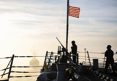 (U.S. Navy photo by Mass Communication Specialist 2nd Class James R. Turner/Released)