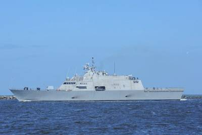 U.S. Navy photo by Timothy Schumaker